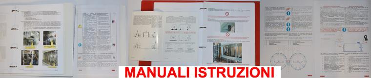 Manuali istruzioni